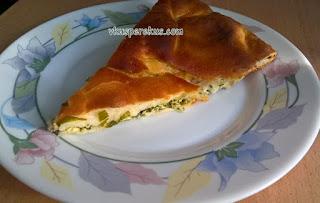 начинка для осетинского пирога из щавеля и сыра