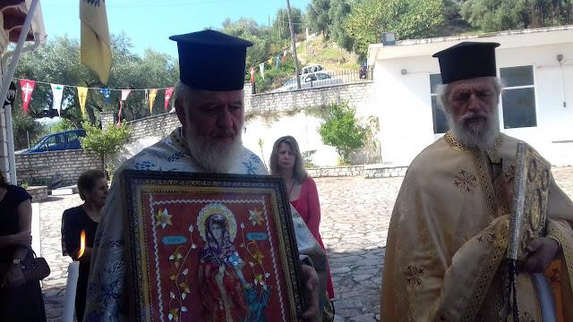 Θεσπρωτία: Σε χωριά της Θεσπρωτίας εορτάστηκε πανηγυρικά η αγία Μαρίνα