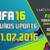 تحديث فرق FIFA 16 على XBOX 360 بدون انترنت 2016/07/21