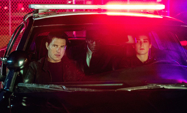 Review: JACK REACHER: NEVER GO BACK (2016)