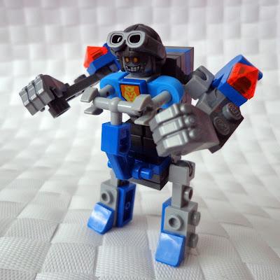 Mech and Pilot Bots