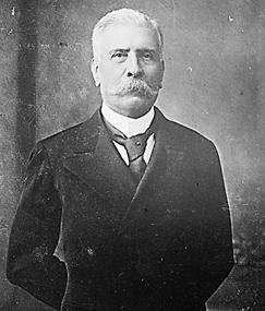 Porfirio Díaz en 1907 - Fuente: U.S. Library of Congress - Prints & Photographs Online Catalog (dominio público)