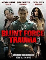 pelicula Blunt Force Trauma (2015)