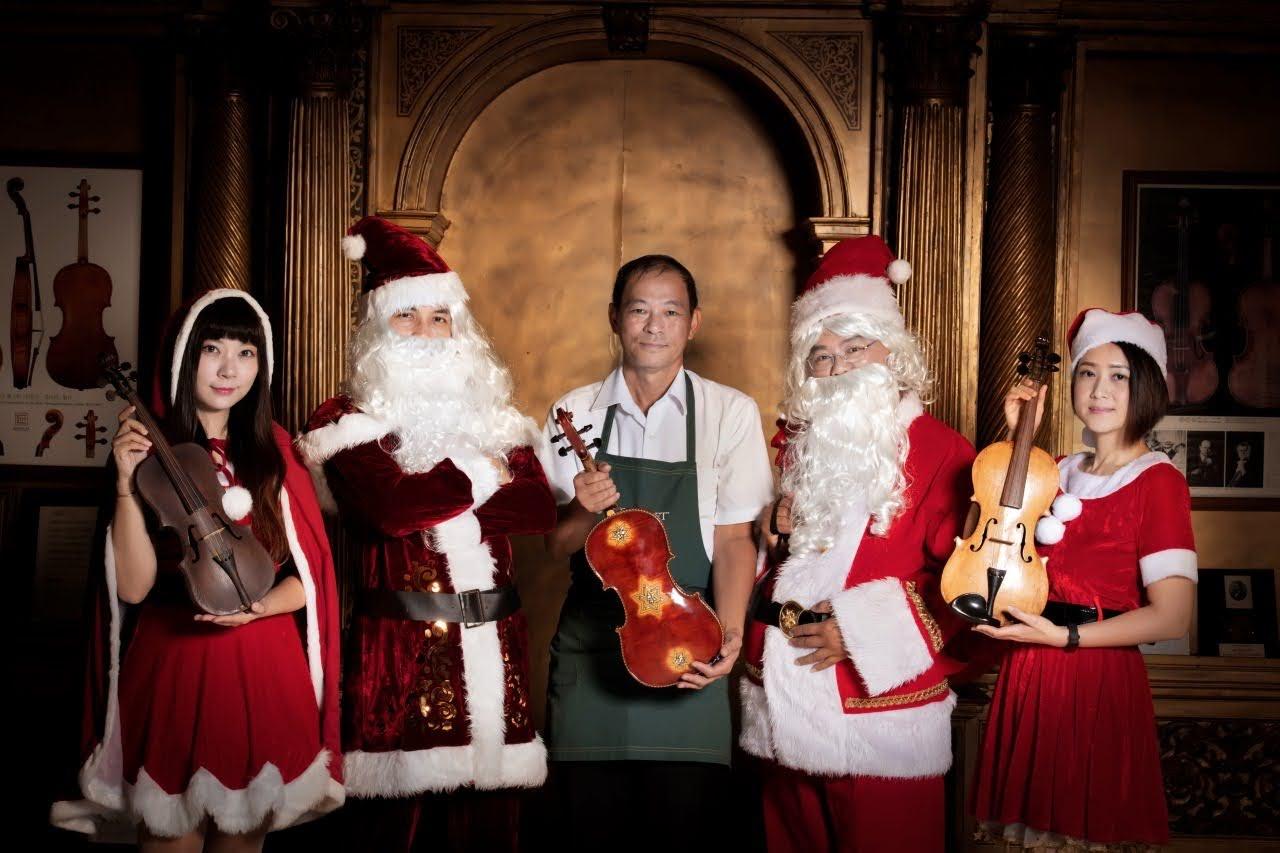 奇美博物館「聖誕週末」12/12起登場 聖誕樹搶先11/20亮相 活動
