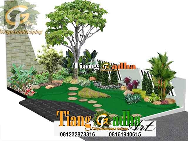 Jasa Desain Taman