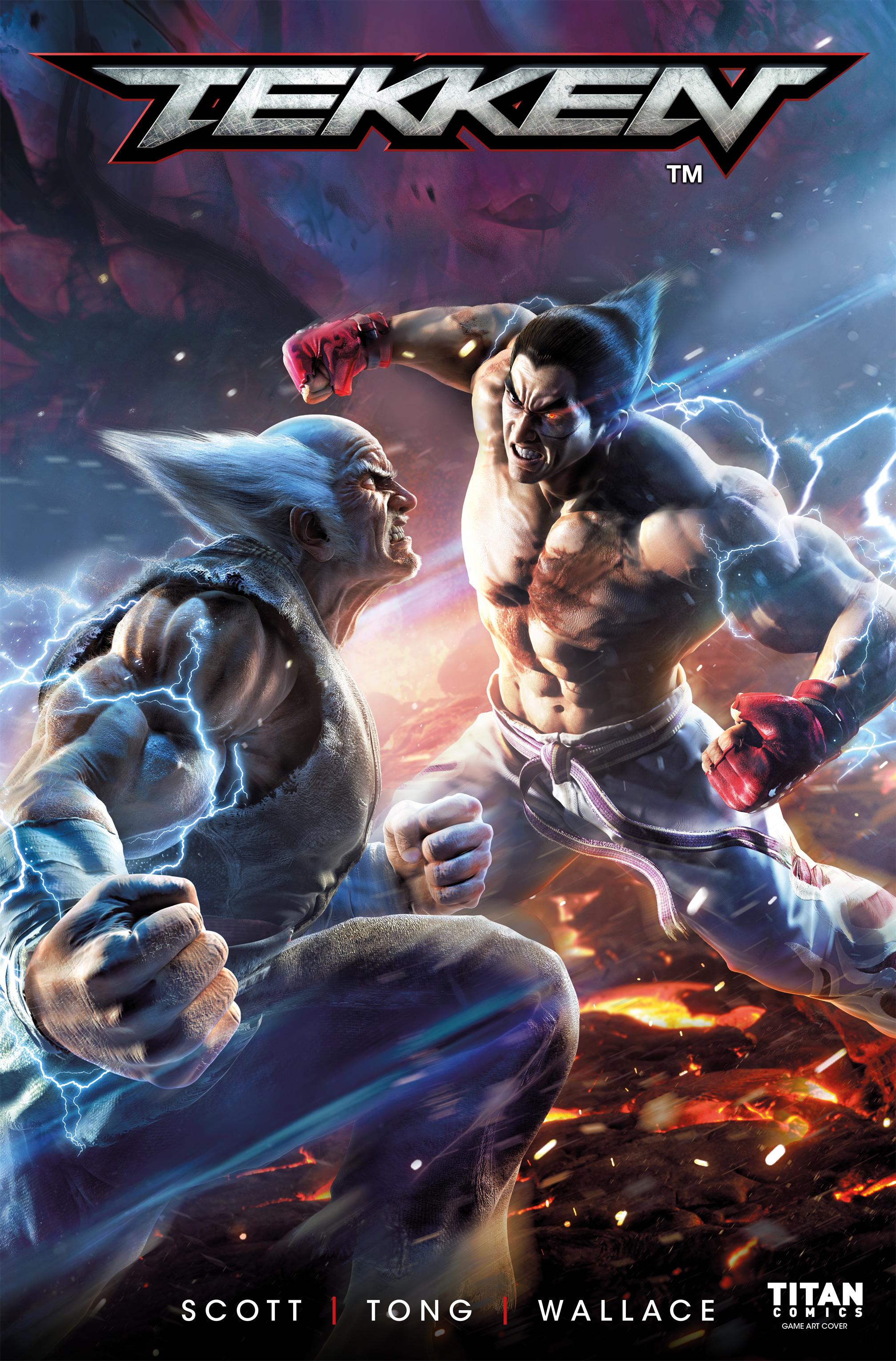 Tekken - Thiết Quyền