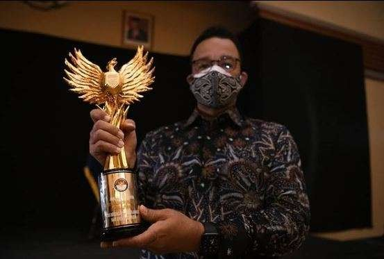 Dipimpin Anies, Jakarta jadi Provinsi Paling Demokratis Empat Tahun Beruntun