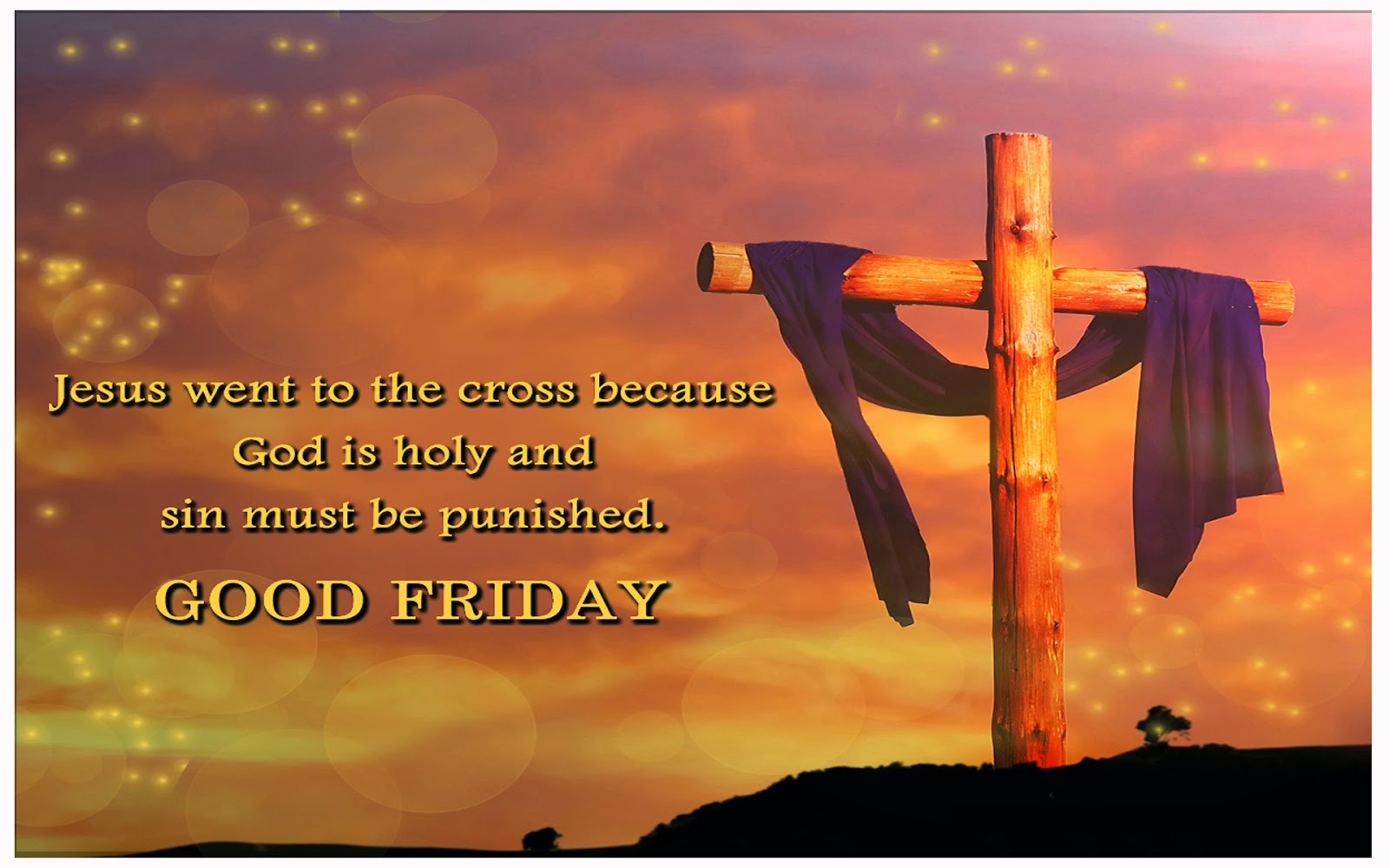 Good Friday Picture Quotes: GOOD FRIDAY QUOTES IMAGES BIBLE VERSES FACEBOOK PICTURES