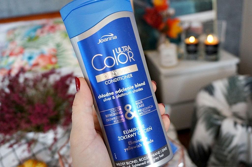 Joanna Ultra Color farbowanie włosów