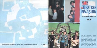 The British Invasion (History of British Rock) Vol 6