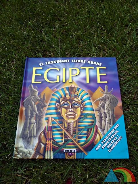 Portada del libro El fascinante libro de Egipto de la editorial Susaeta