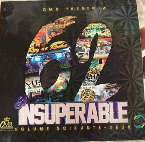 Rey De Rocha Vol 62  (El Insuperable)