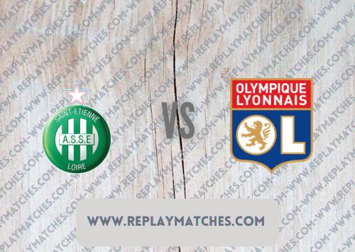 Saint-Etienne vs Lyon Highlights 03 October 2021