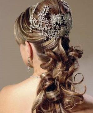 Enjoyable 12 Elegant Bridal Hairstyles For Weddings Vacation Hairstyles Hairstyles For Women Draintrainus