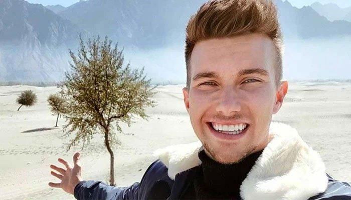 Vlogger Ternama Asal Jerman Christian Betzmann Masuk Islam Setelah Kunjungi Pakistan