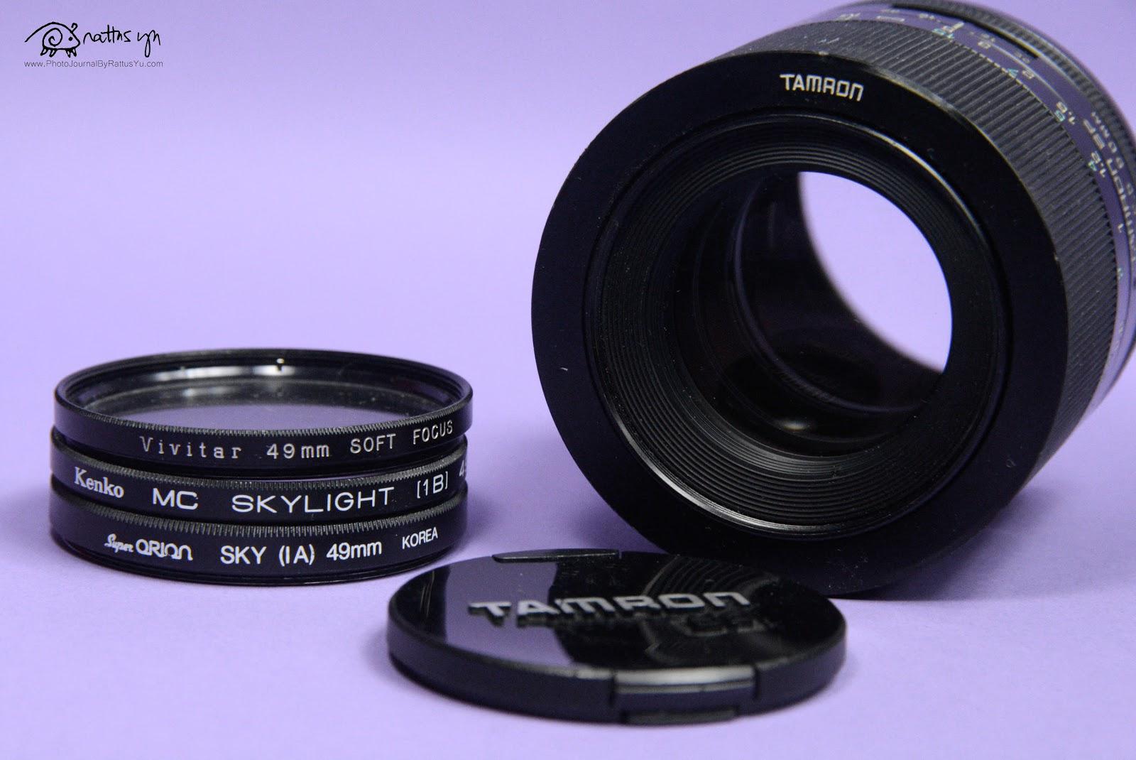 Tamron Adaptall 2 SP 90mm f/2.5 Macro (52B)