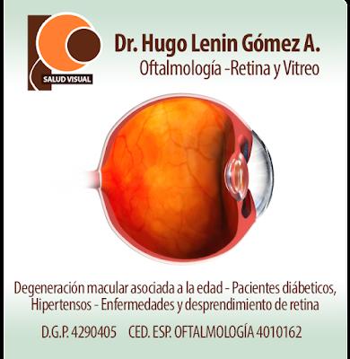 Dr. Hugo Lenin Gomez OFTALMÓLOGO GUADALAJARA