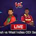West Indies Vs Bangladesh 1st ODI 2018 Live Stream FREE