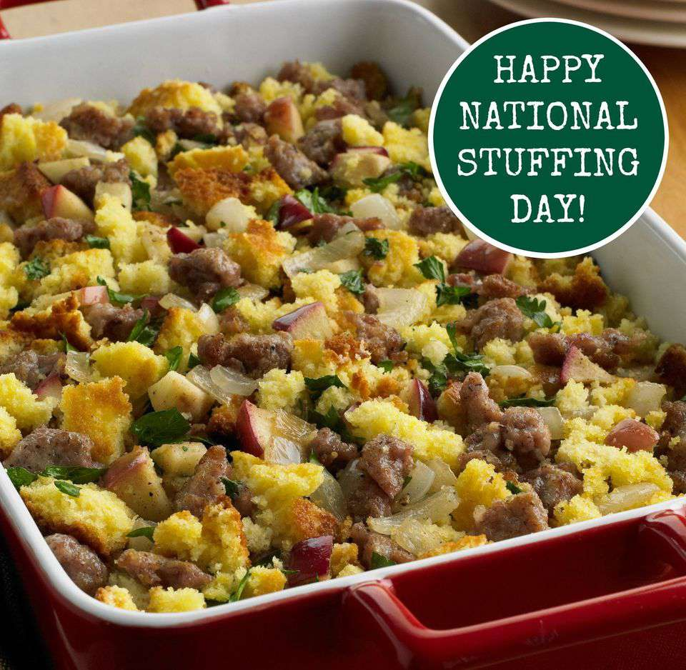 National Stuffing Day Wishes Pics
