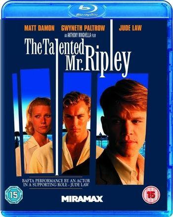 The Talented Mr. Ripley 1999 BluRay 720p 480p Dual Audio In Hindi