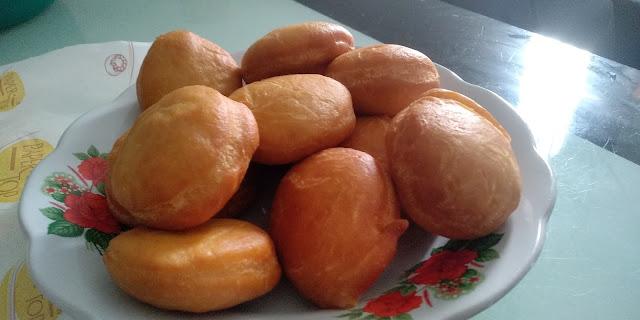 Resipi Donut Mudah, Sedap, Gebu Dan Confirm Jadi, Resepi Donut Tanpa Uli, donut mudah dan sedap, cara mudah buat donut, resipi donut mudah dan sedap