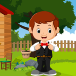 Games4King Handsome Waiter Boy Rescue Walkthrough