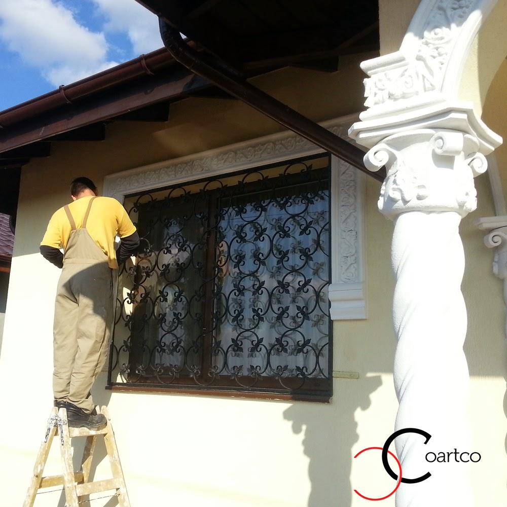 firma constructii montaj ancadramente polistiren, ornamente polistiren