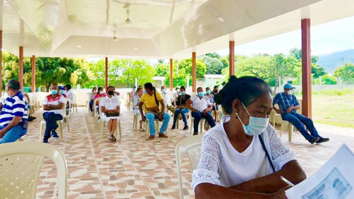 hoyennoticia.com, $2 mil 515 millones recibieron victimas en La Guajira