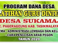 Download Contoh Spanduk Program Dana Desa.cdr