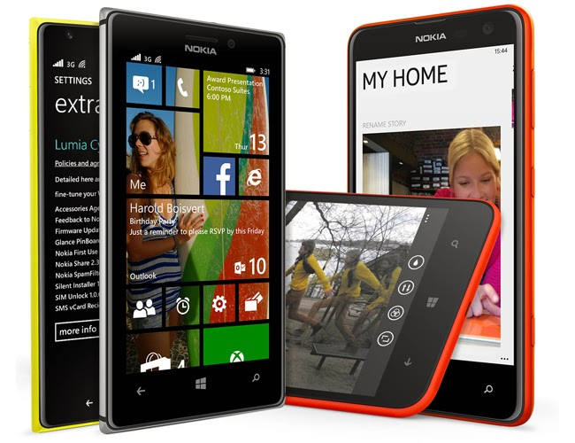 All-new Windows Phone experience: Lumia Cyan update