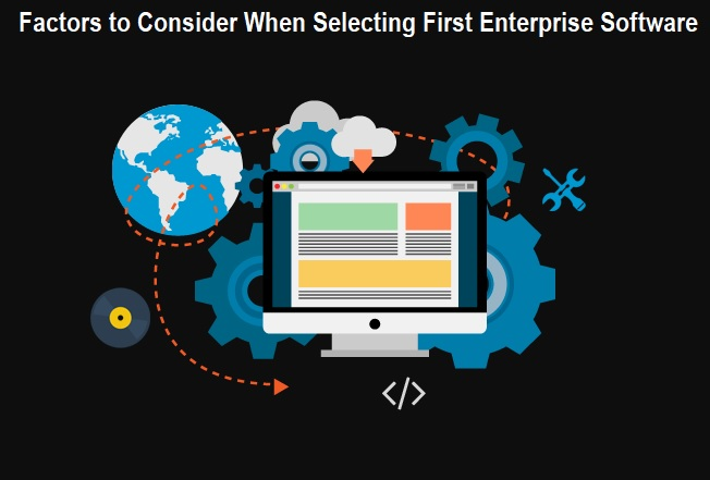 Choosing First Enterprise Software