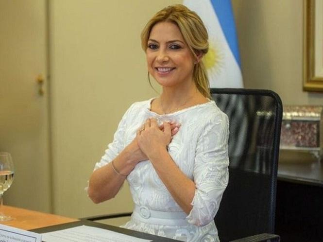 Fabiola Yáñez realizó su descargo tras ser acusada de plagiar su tesis de Wikipedia