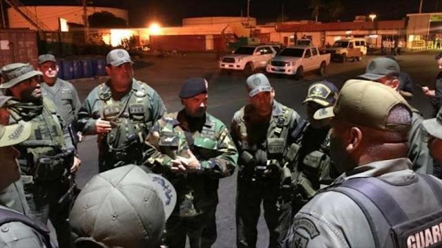 Caracas denuncia sobrevuelo de dron sobre su instalación petrolera