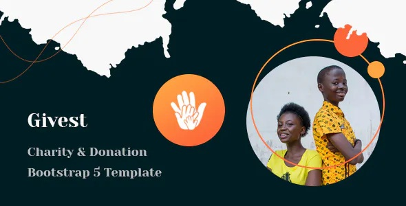 Best Charity & Fundraising HTML Template