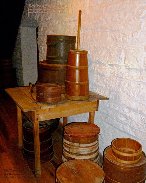 Shaker Butter Churn Still Life Photo