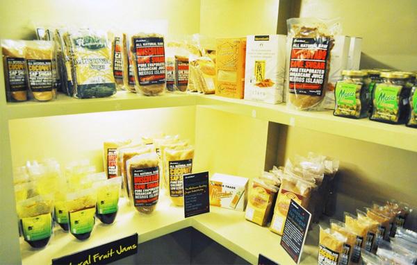 Fresh Start organic sugars