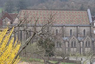 Abbaye de Vaux sur Poligny
