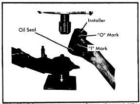 repair-manuals: Subaru 1976-77 Station Wagon Drive Axle
