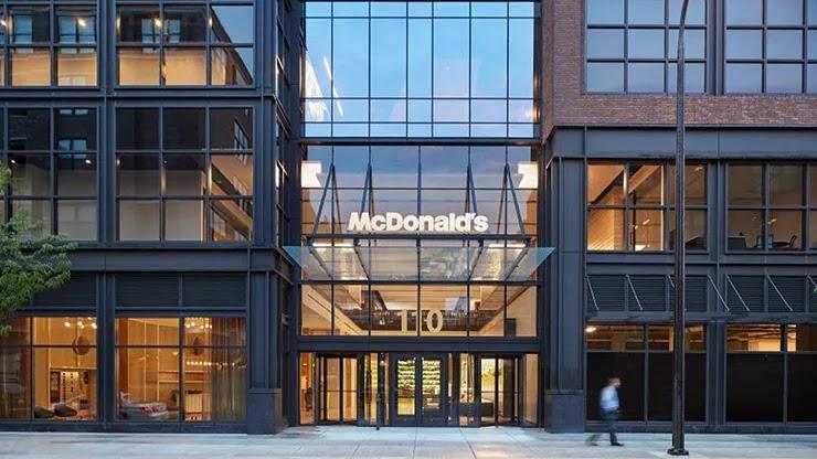 Выручка McDonald's превысила уровень до пандемии