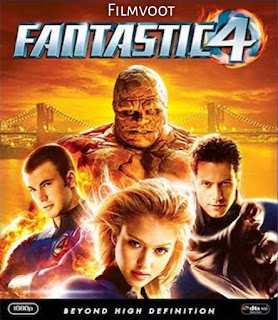Fantastic Four 2005 Full Movie Download In Hindi Dubbed