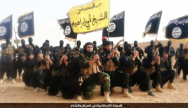 داعش بين الفكر التكفيري,وأجهزة  المخابرات الغربية