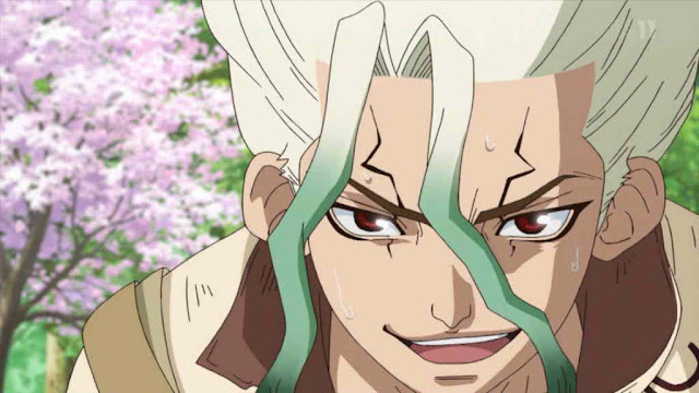 Dr. Stone - Episode 3