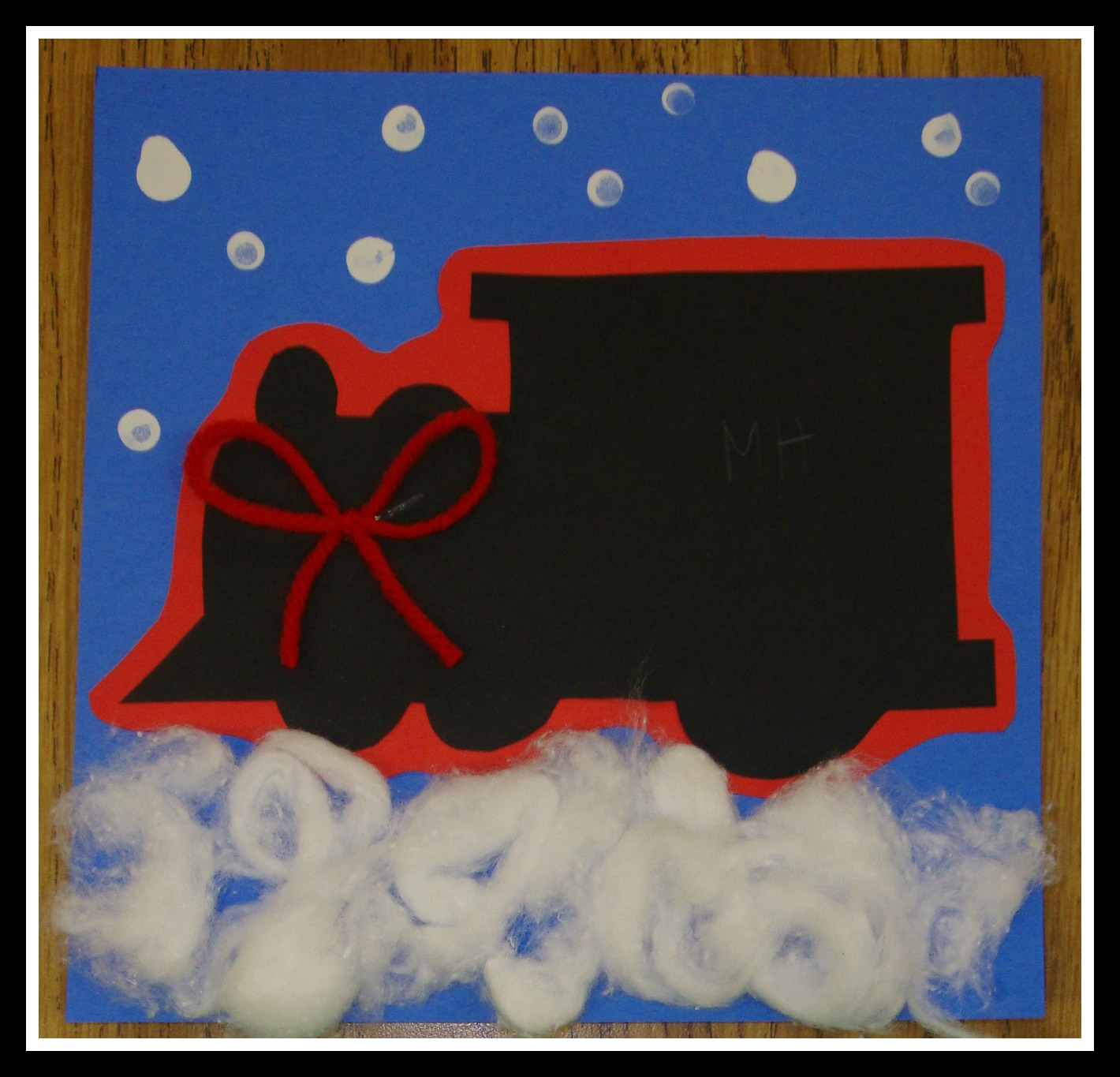 Today In First Grade The Polar Express December Quilt