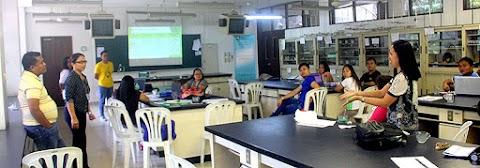Metrobank Awardee Dimalanta Sponsors a Seminar-Workshop for Science Teachers