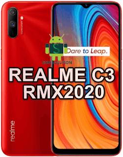 Realme C3 RMX2020 Offical Stock RomFirmwareFlash file Download