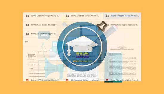 Rpp 1 Lembar Bahasa Inggris Sma Kelas 10 11 12 Semester 1 Revisi 2020 2021 Media Genggaman