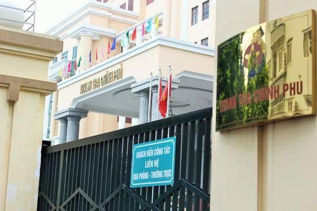 Trụ sở Thanh tra Chính phủ