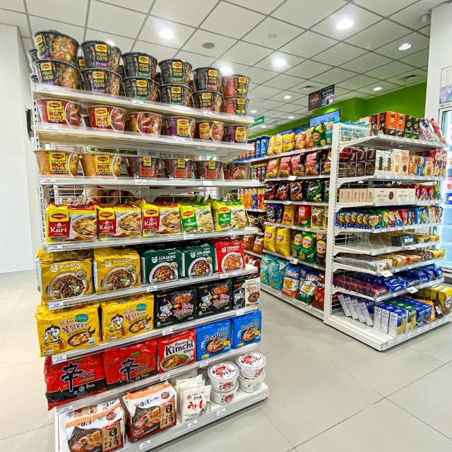 FamilyMart Cameron Centrum Cameron Highlands Pahang Malaysia
