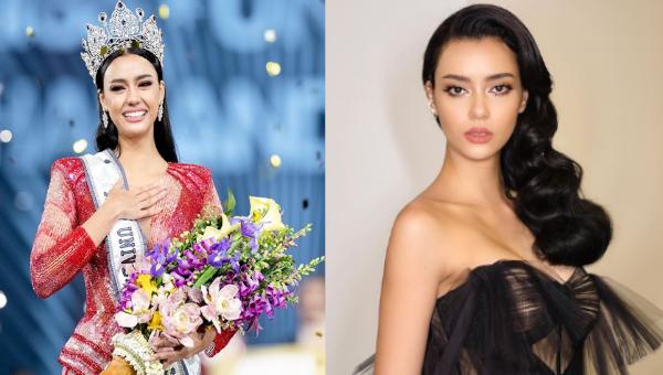 Amanda Obdam es Miss Universe Thailand 2020