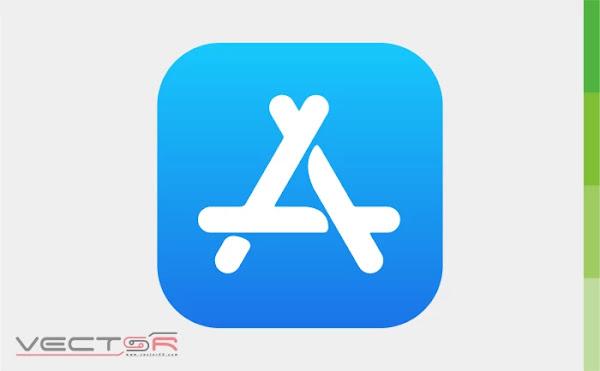 App Store Logo - Download Vector File CDR (CorelDraw)